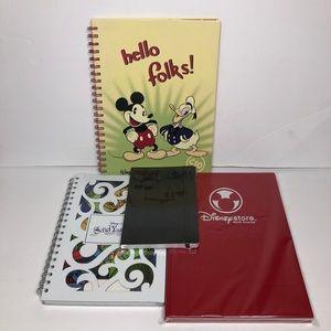 Disneyland Blank Notebooks